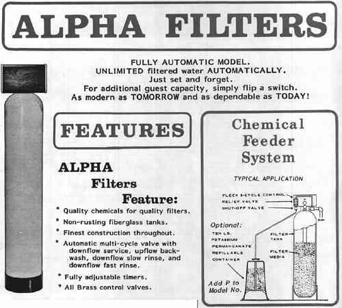 Alpha Filters